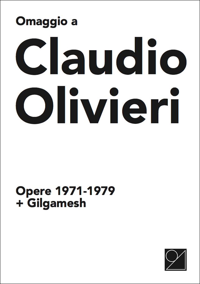 Claudio Olivieri Cover