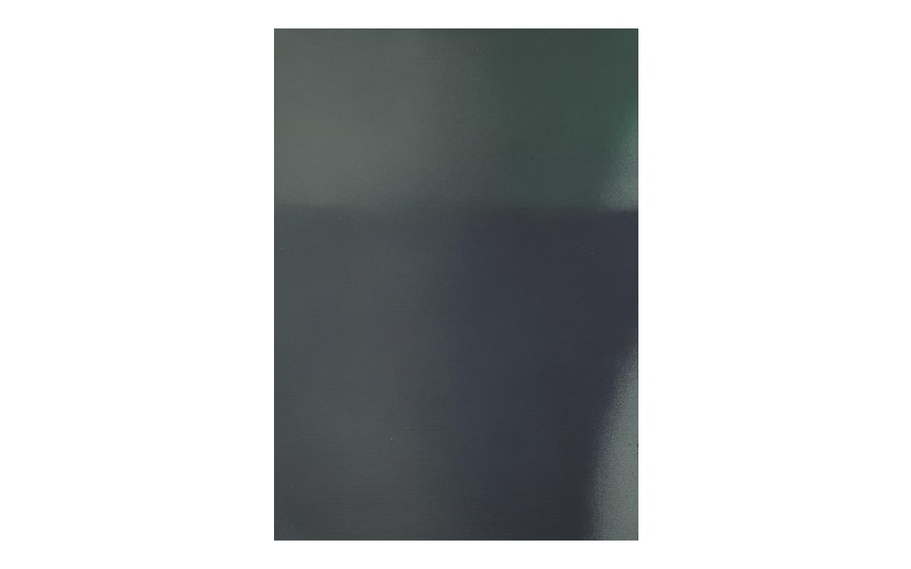 Bicromia, 1973, olio su tela cm 70x50