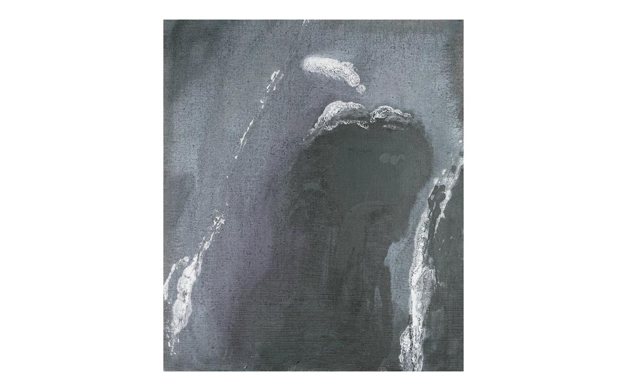 11 febbraio 2006, della serie L'immagine accolta, tempera acrilica su tela, cm 69 x 59 , Arch D6_3